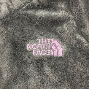 The North Face Shirts & Tops - The North Face Grey Osito Fleece Jacket